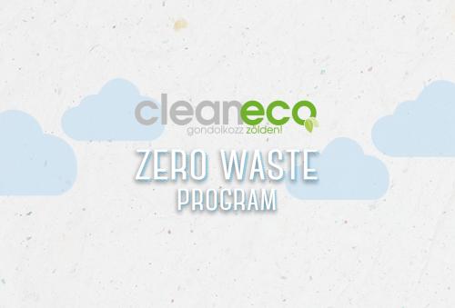 Cleaneco Zero Waste program