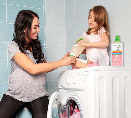 Szeretek mosni + Baby Öblítő